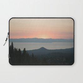 Lake View Laptop Sleeve
