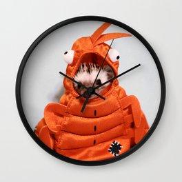 Incognito Hedgehog Wall Clock
