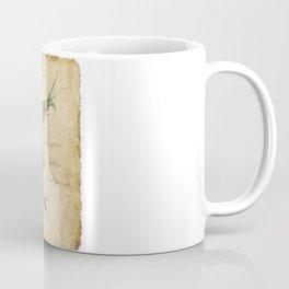 Planimarium - astacoidea justicia brandegeeana Coffee Mug