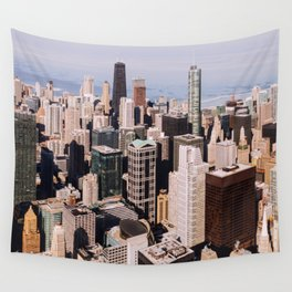 Sweet Home Chicago Wall Tapestry