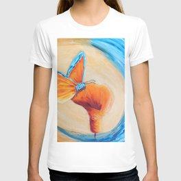 Sweet wonder aqua | Douce merveille aqua T-shirt
