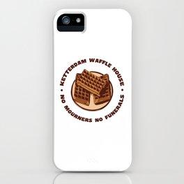 Ketterdam Waffle House iPhone Case