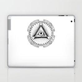 The Triangle-shaped Watcher Laptop & iPad Skin