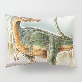 Lost dinosaur Pillow Sham