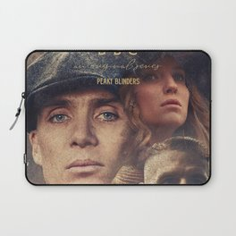 Peaky Blinders, Cillian Murphy, Thomas Shelby, BBC Tv series, Tom Hardy, Annabelle Wallis Laptop Sleeve