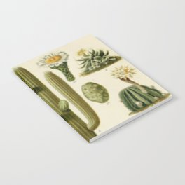 Naturalist Cacti Notebook