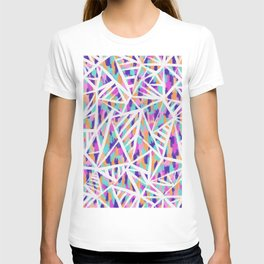 Justine Abstract T-shirt