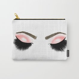 Lashes Carry-All Pouch