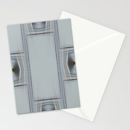 Brown and Grey Tones of Eucalyptus 3 Stationery Cards