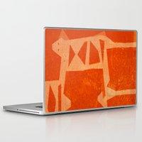 jaguar Laptop & iPad Skins featuring Jaguar by Fernando Vieira