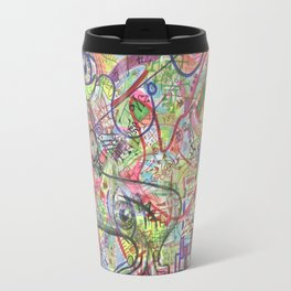 Basura Cerebro Travel Mug