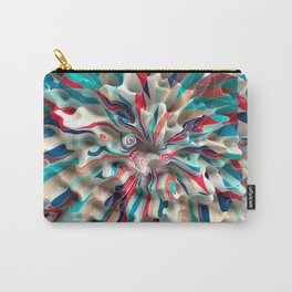 Weird Surface Carry-All Pouch