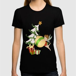 Fairy Merry Christmas T-shirt