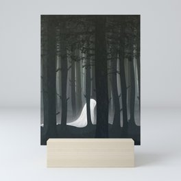 Skogslyset Mini Art Print
