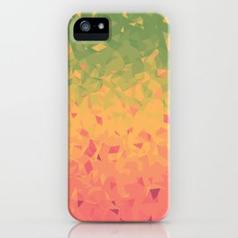 The merger iPhone Case