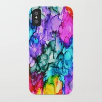 indie iPhone & iPod Cases featuring Indie Chic by Claire Day