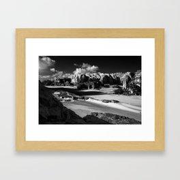 Untitled: Wadi Rum Framed Art Print
