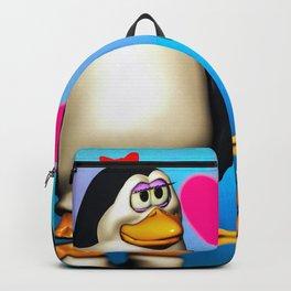 Penguin Romance Backpack