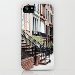 Upper East Side iPhone Case