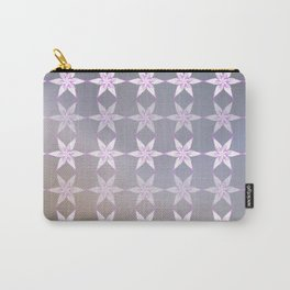 Snow Flakes #3 Carry-All Pouch