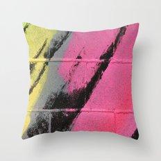 Abstracto (1) Throw Pillow