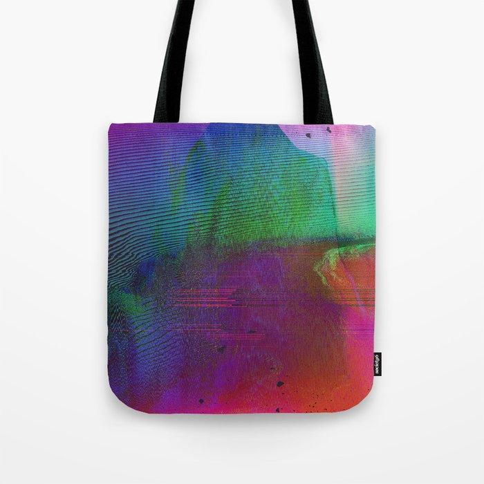 The Rise & Fall Tote Bag