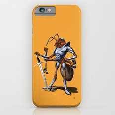Soldiering On (colour) iPhone 6s Slim Case