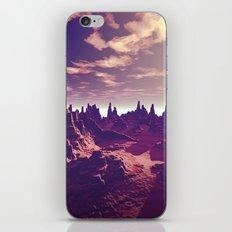 Arizona Canyon Sunshine iPhone Skin