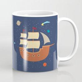 space-ship Coffee Mug