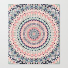 Mandala 515 Canvas Print