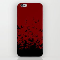 An Unkindness of Ravens iPhone & iPod Skin