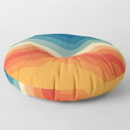 Barricade Floor Pillow