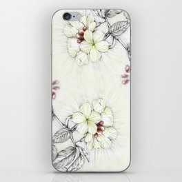 Pequi Flower iPhone Skin