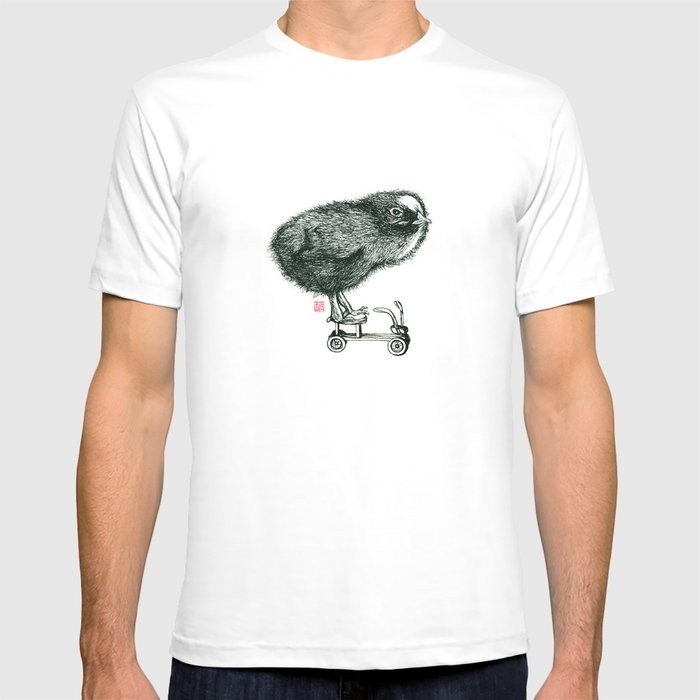 Chick on speed T-shirt