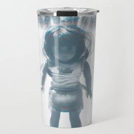 Hello (rainbow) Travel Mug