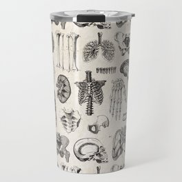 Human Anatomy Travel Mug
