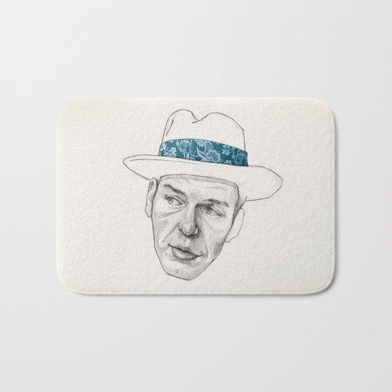 Sinatra Bath Mat