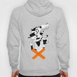 Two faced-OFF Hoody