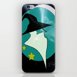 It's a Wizard World iPhone Skin