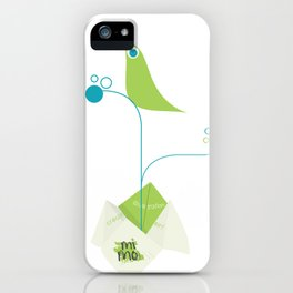 mimo iPhone Case