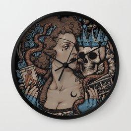 Madame Planchette Wall Clock