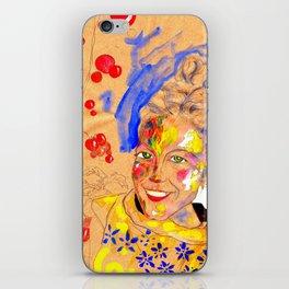 Smile 1 iPhone Skin