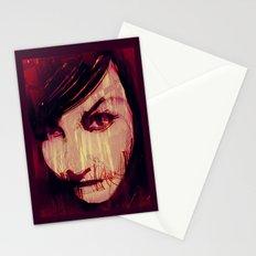 Strange Girl Stationery Cards