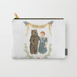 Bear Hugs Carry-All Pouch