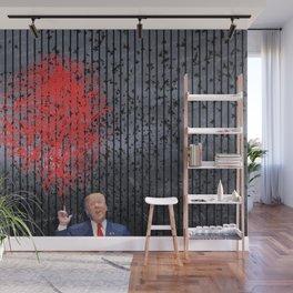 Prime Time Lies™ Wall Mural