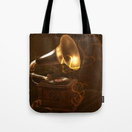 music 1 Tote Bag