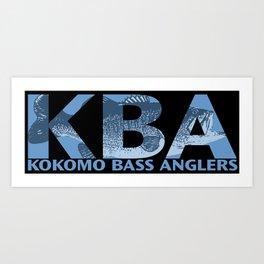KBA Lighten Up Art Print