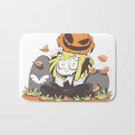 Lenore, the Cute Little Dead Girl Bath Mat