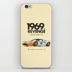 1969 iPhone Skin
