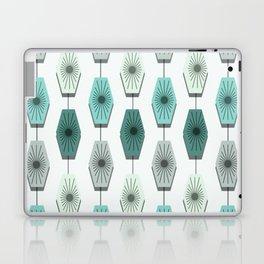 Mid Century Modern Pattern Laptop & iPad Skin